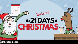 Celebrate The 21 Business Days of Christmas with Daily Doorbusters and Exclusive Giveaways