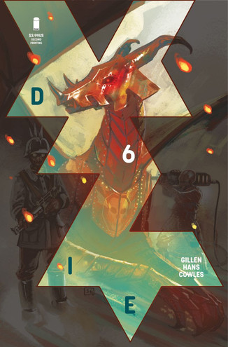 KIERON GILLEN & STEPHANIE HANS' BREAKOUT HIT SERIES DIE RUSHED BACK TO PRINT AHEAD OF NEW STORY