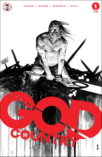 IMAGE COMICS: EVERY ISSUE OFGOD COUNTRY RUSHED BACK TO PRINT