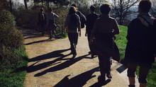 La marche afghane pour revitaliser le corps et apaiser l'esprit