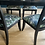 Thumbnail: Darbee black dining set