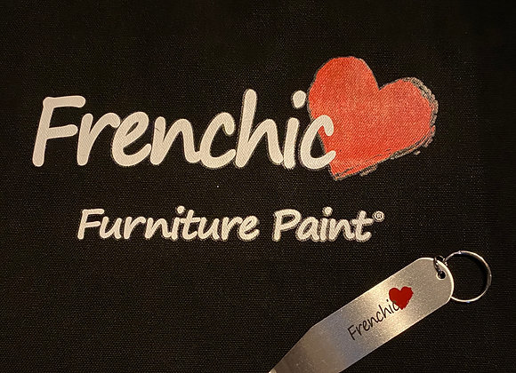 Frenchic Can opener with keyring