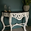 Thumbnail: Abbee french console table with marble top