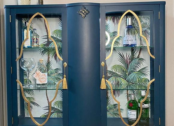 """Shelbee"" Gin Cabinet"