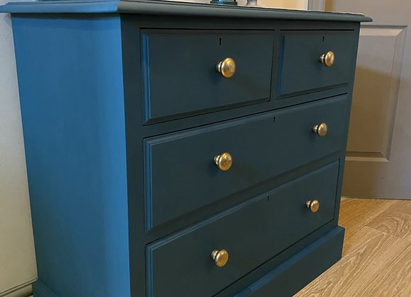 Rubee chest of drawers