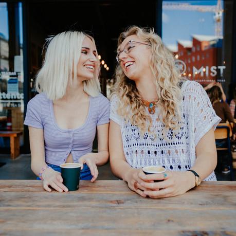 Duo-shoot met de zusjes Loreen & Zoë.
