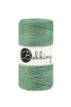 Bobbiny macramé 3mm - eucalyptus