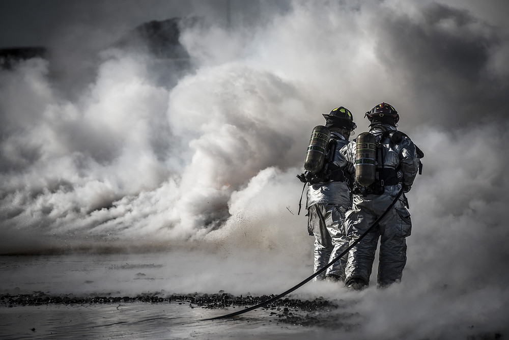 Fire Fighters training as expert problem solvers
