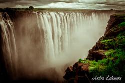 Victoria Falls - Zimbábue