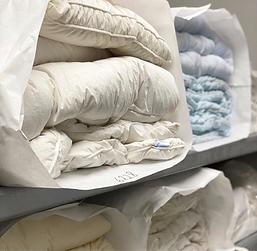 Reinigung von Decken, Deckenreinigung ist eine der vielen Dienstleistungen der Textilpflege Kömpel