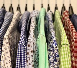 Reinigung Ihrer Hemden, schnell und preiswert bei Kömpel