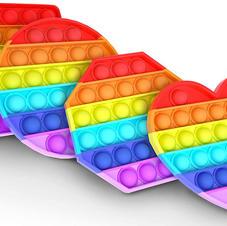 Rainbow Fidget 4-pack