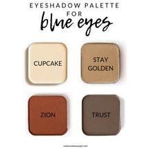 Blue Eyes Palette