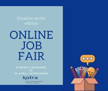 Online Job Fair 2021 Korea - Netherlands