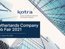 Korea - Netherlands Company Online Job Fair 2021