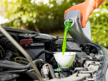 Toping up my coolant cost me thousands in engine damages :(