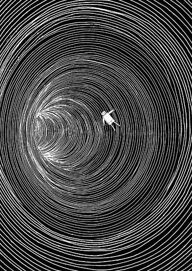 Lost in Space Art Print by marjannemars.