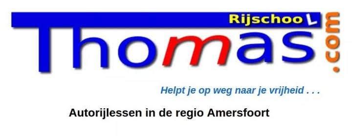 Rijschool Thomas - regio Amersfoort
