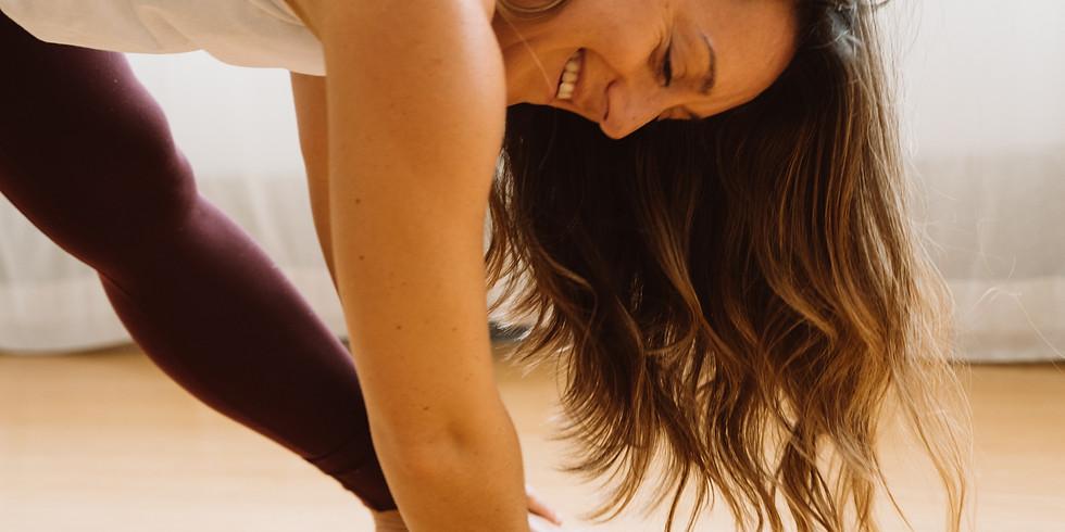 Hatha Flow With YogaBeach Studio Community