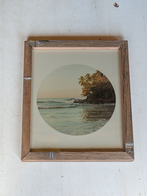 A Time Kept Simple framed print - #4 21.5 x 17.5