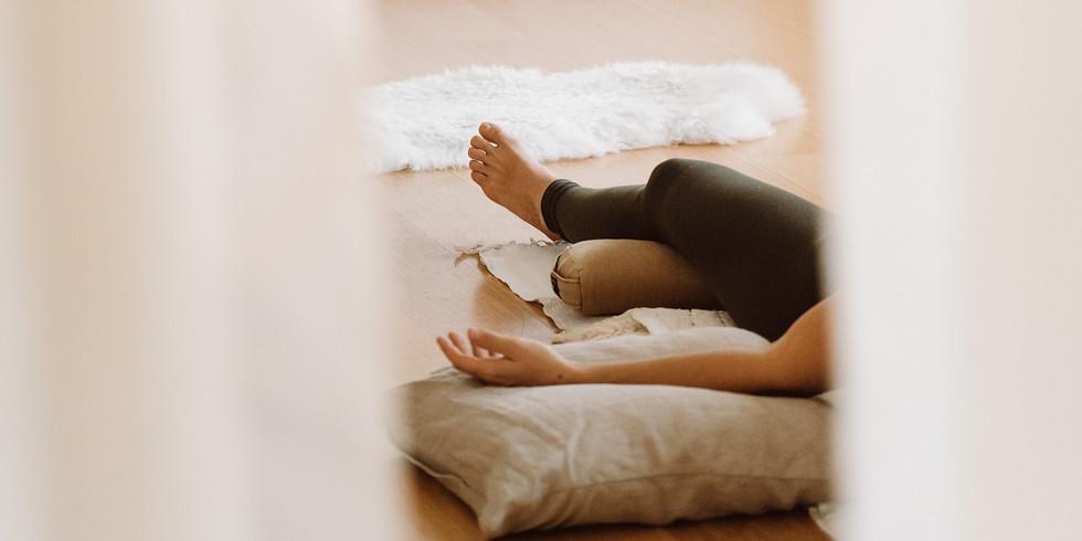 Sacred Sunday's: Restorative Yoga Blend