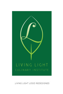 Living Light Logo Redesign