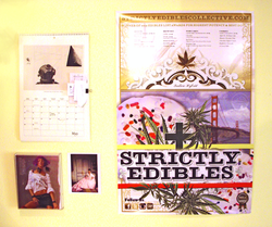Strictly Edibles Poster