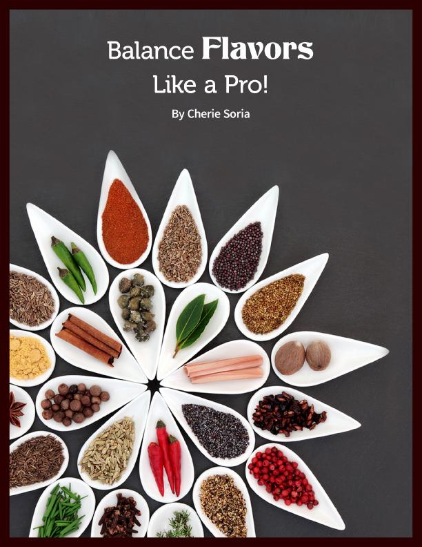 Balancing Flavors .PDF