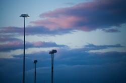 3 a.m Keflavik airport