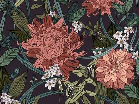 Pattern design - Illustration