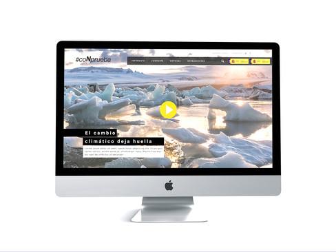 coNprueba - Website