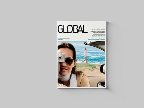 Renault - Global Magazine