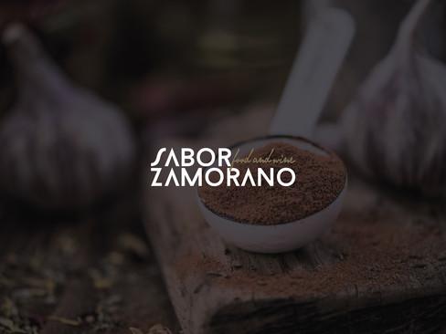 Sabor Zamorano - Branding & Website