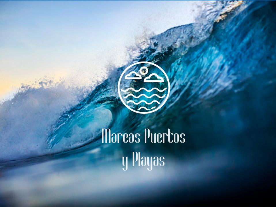 Mareas, puertos y playas