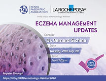 ECZEMA MANAGEMENT- UPDATES