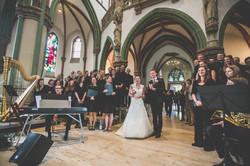 Hochzeitsharfe / Chor und Harfe