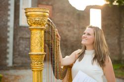 Harfe und Gesang Alexandra Janzen