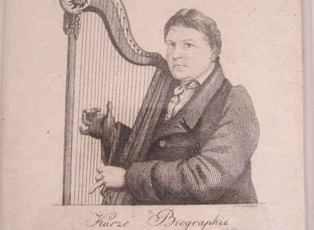 Kupferstich-Original der Biographie Maximil. Ant. Heggelbacher