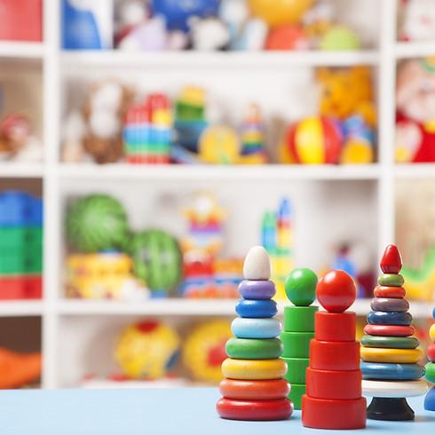 Projetos de Brinquedotecas em diversos contextos lúdicos