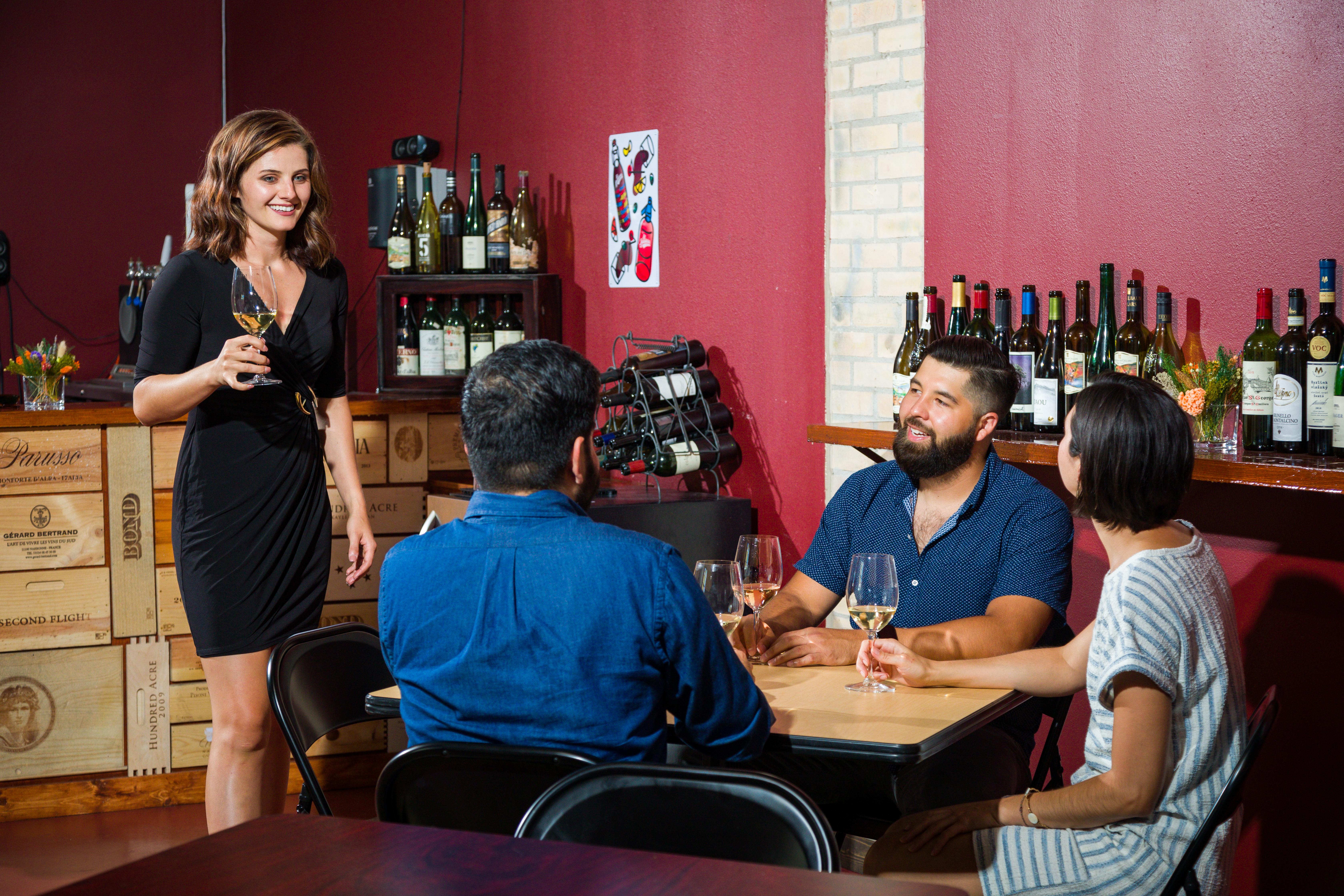 Educational Wine Classes