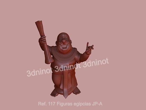 Ref. 117 Figuras Egipcias JP