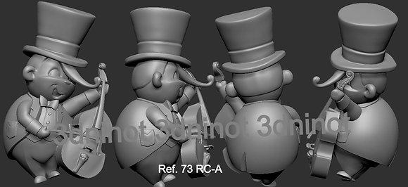 ref. 73 orquesta RC
