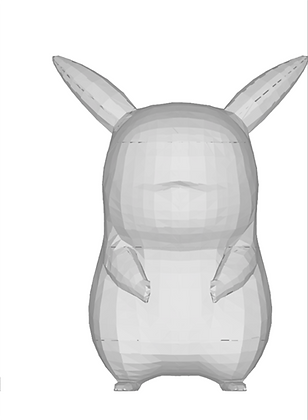 ref. 133 Pikachu