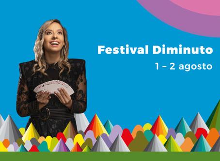 II Festival Diminuto en los Veranos de la Villa 2020