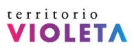 Logo Territorio Violeta