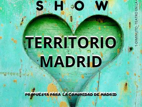 Especial COVID-19 Diminuto Show- Territorio Madrid