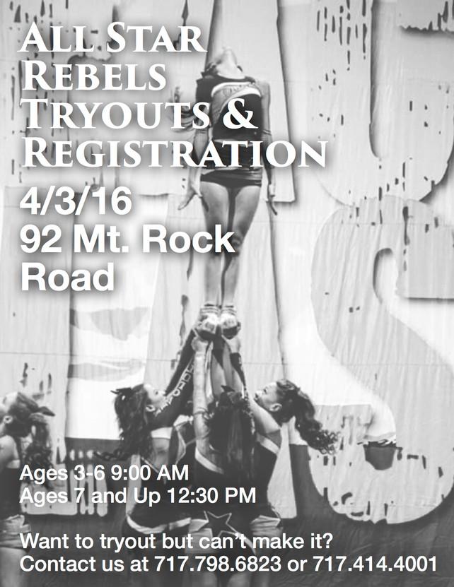 Calling all Rebels!