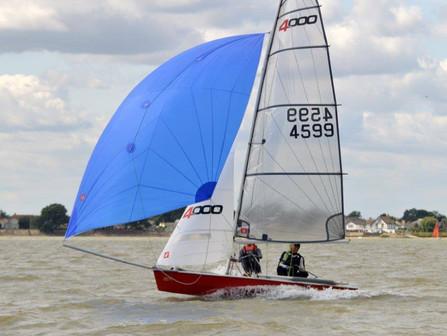 National Anglais à Stone Sailing Club