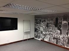 Office refurbishment and suspended ceiling grids  in Farnborough, Aldershot, Farnham, Camberley, Fleet, Frimley, Ash, Bagshot