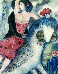 March Chagall - Storia di una poesia -